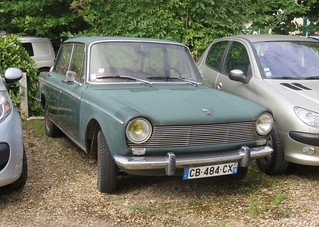 1963-66 Simca 1500 | by Spottedlaurel