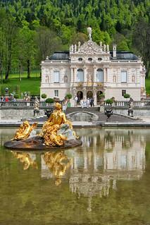 Chateau de Linderhof (Bavière)
