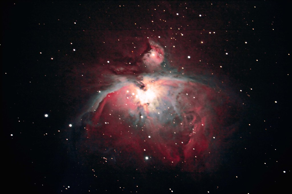 orion Nebula 1-10-2016