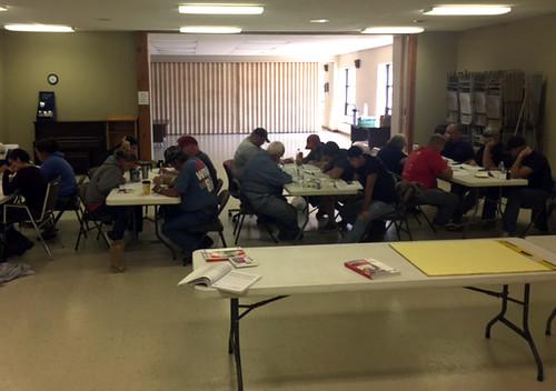 USW Local Union 11-560 participates in Incident