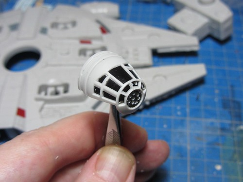 Revell_Millennium_Falcon_Build_Play_cockpit_before | by dermot.moriarty