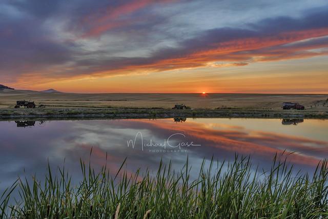 Rural Sunset III