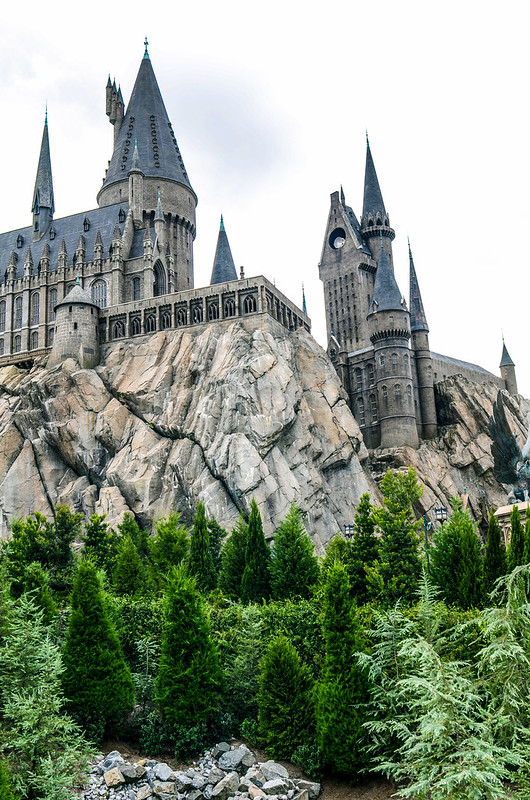 Hogwarts long IoA