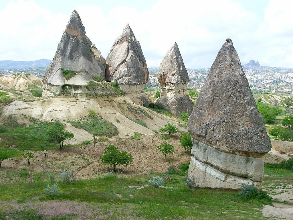 Spring in Cappadocia