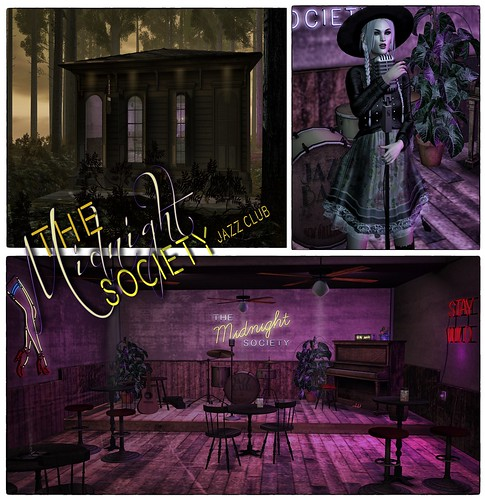The Midnight Society Jazz Club | by ᗩndᗴrian ᔕugarplum