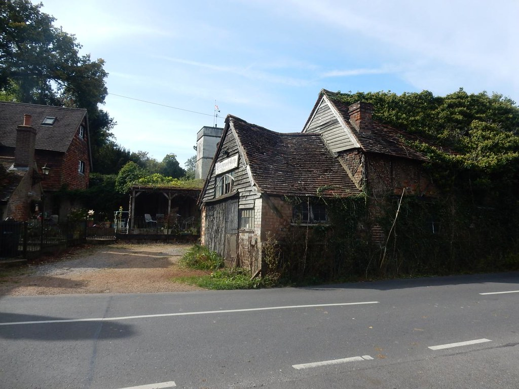 The Old Forge, Betchworth Dorking to Reigate