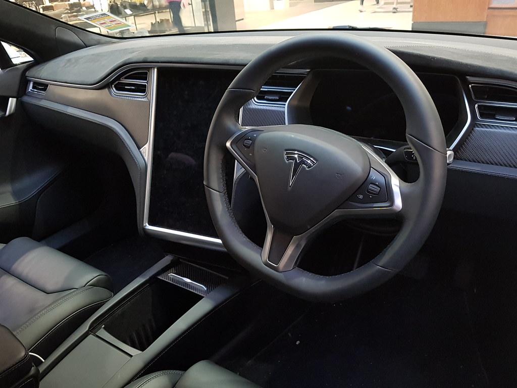 Tesla Model S Interior >> Tesla Model S P100d Interior Great Interior Although I D