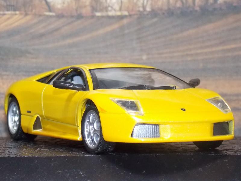 Lamborghini Murciélago - 2001