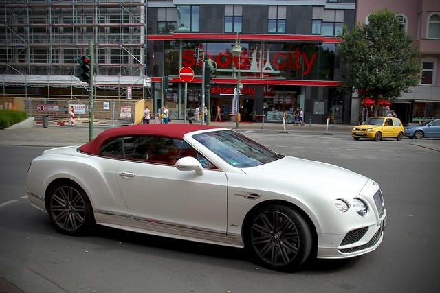 Bentley Continental GTC / Berlijn