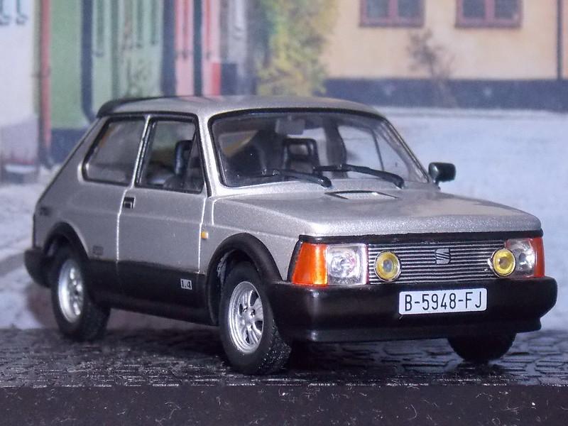 Seat Fura Crono – 1982
