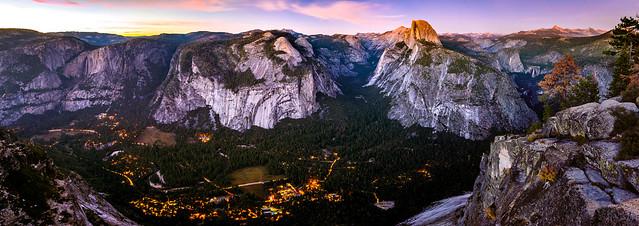 Yosemite Valley at a glance