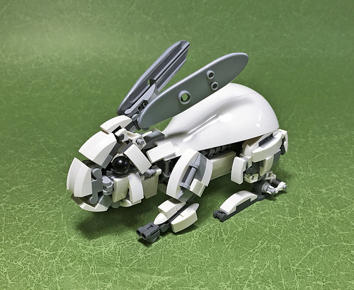 LEGO Mecha Rabbit-01