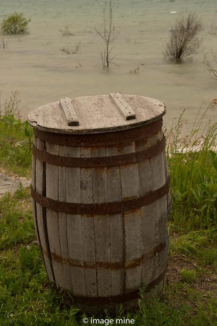 storge barrel