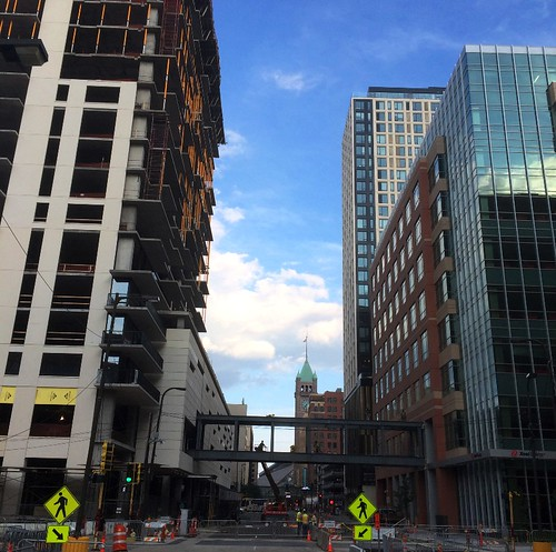 Ritz Residences construction 4th St Minneapolis 8-12-17 | by bapster2006