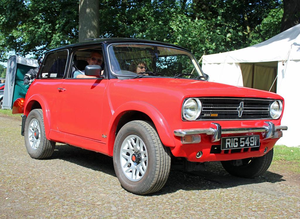C01066 Tatton Park Rig5491 1972 Austin Mini Clubman 4x4 Damian