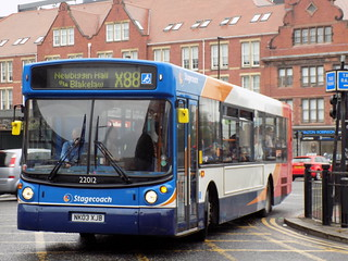 Stagecoach North East 22012/NK03 XJB | by Daniel Picken