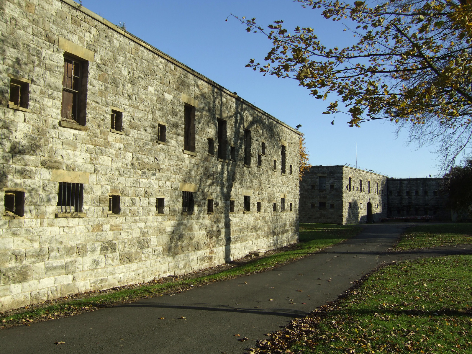 Coalhouse Fort, East Tilbury