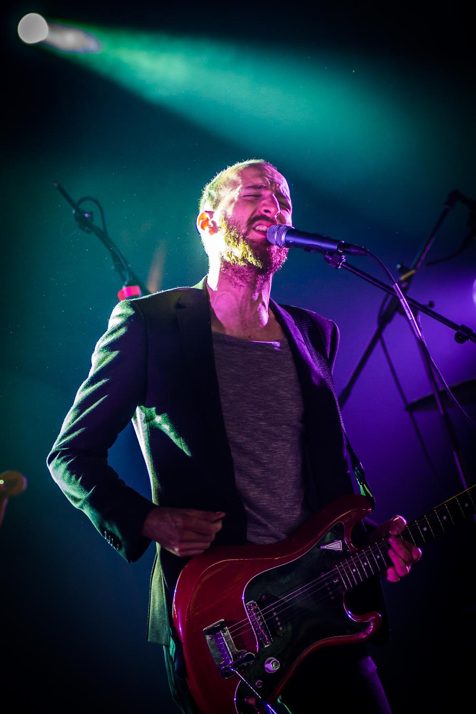 Hypochristmutreefuzz @ Absolutely Free Festival 2017 (© Timmy Haubrechts)
