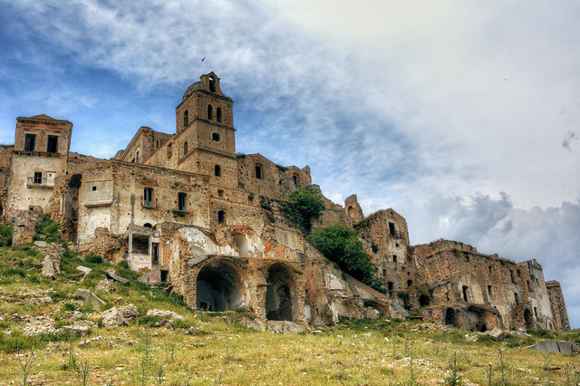 Craco #02 - the gost town ...