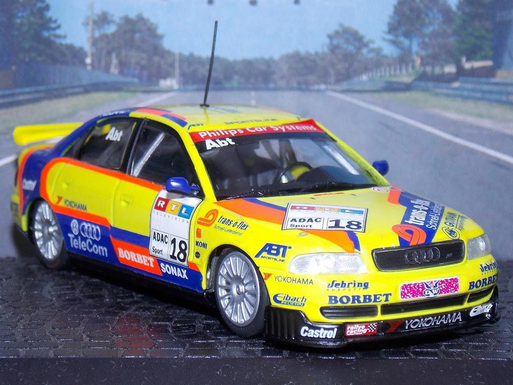 Audi A4 Quattro - STW - 1997