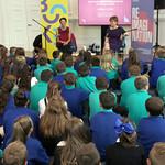 First Minister Nicola Sturgeon - schools event | © Brian Craig