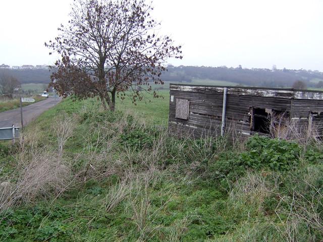 Toilet block, Two Tree Island