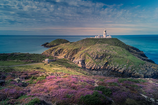 Strumble Head Lighthouse, Pembrokeshire, Wales, UK | by dolbinator1000