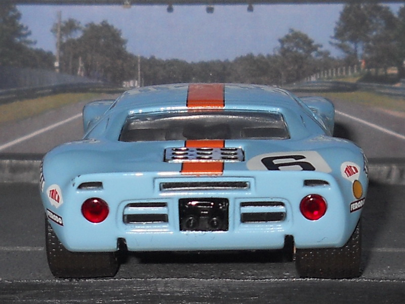 Ford GT MKI – Le Mans 1969