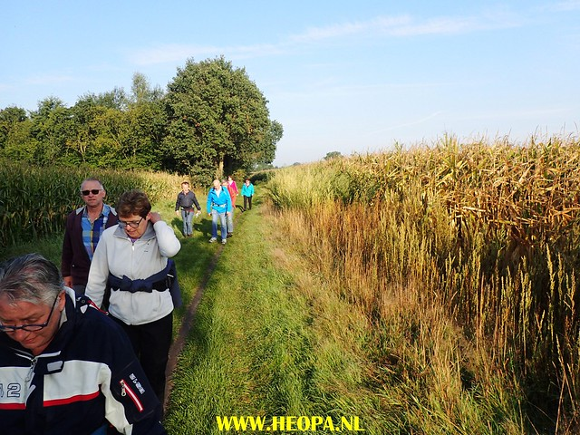 2017-09-16      -St. Oedenrode  OLAT 50 jaar    Jubileumtocht    28 Km (23)
