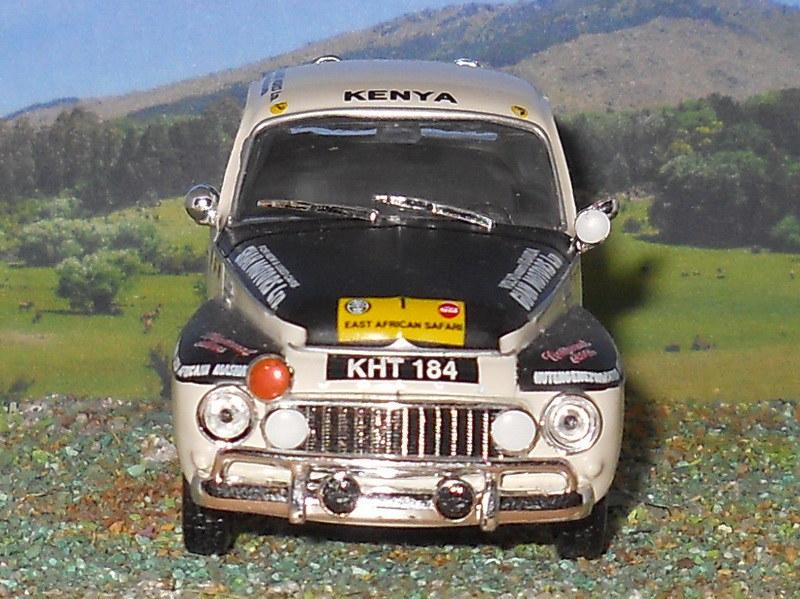 Volvo PV544 – Safari Kenya 1965