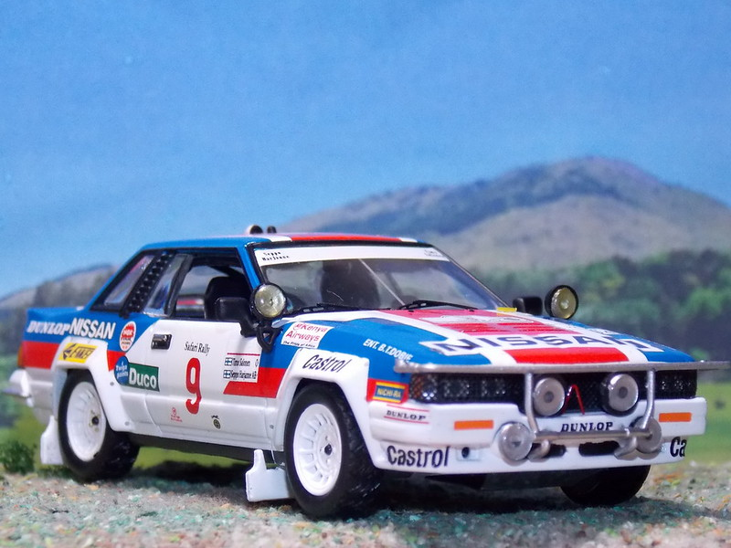 Nissan 240 RS – Safai 1984