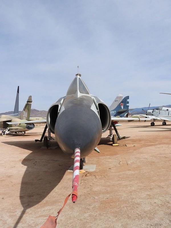 Convair F-102A Delta Dagger 4