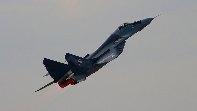 One MiG-29 a day keeps the doctor away | Bucharest International Air Show 2017