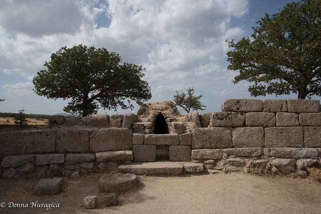 tombe dei giganti di Madau, Fonni