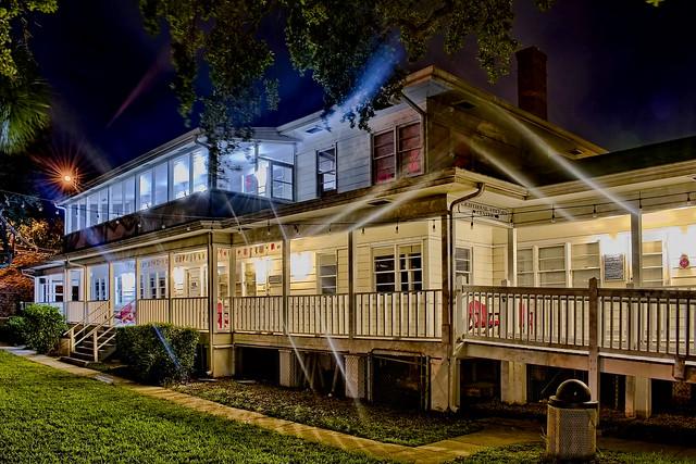 World War II U.S. Naval Housing Building,  500 Captain Armour's Way, Jupiter, Florida, USA