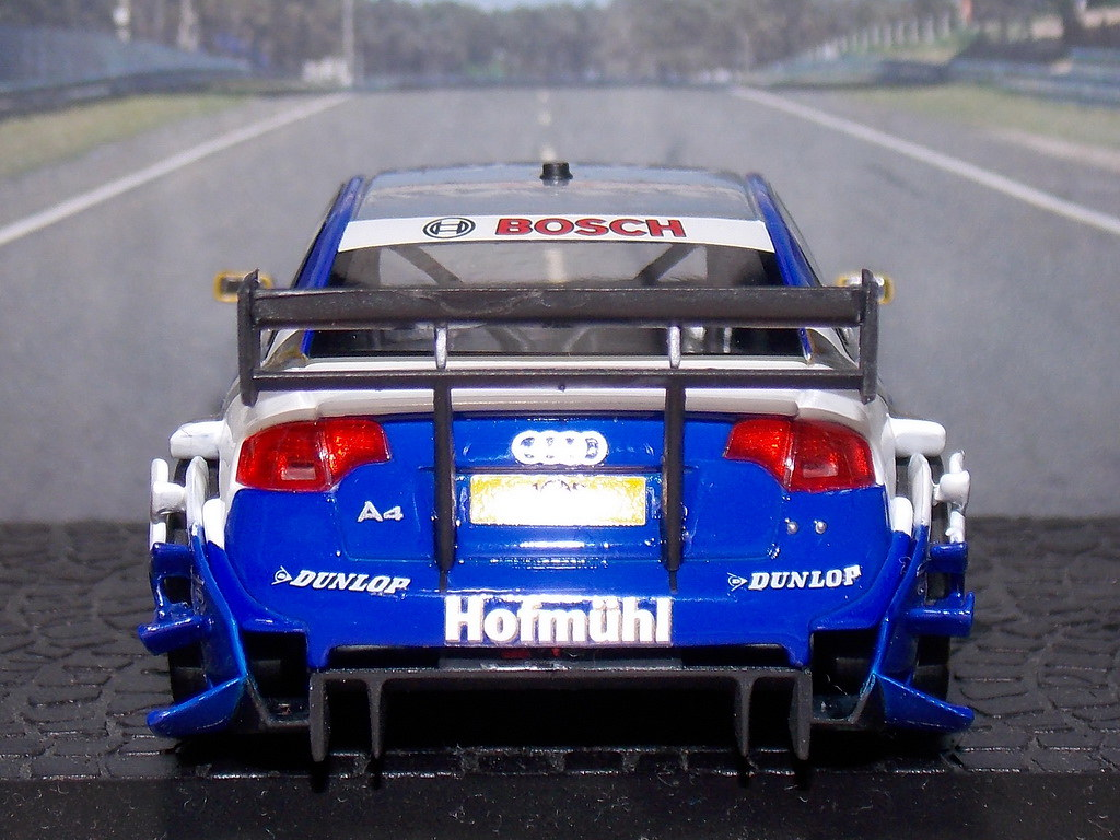 Audi A4 – DTM 2008