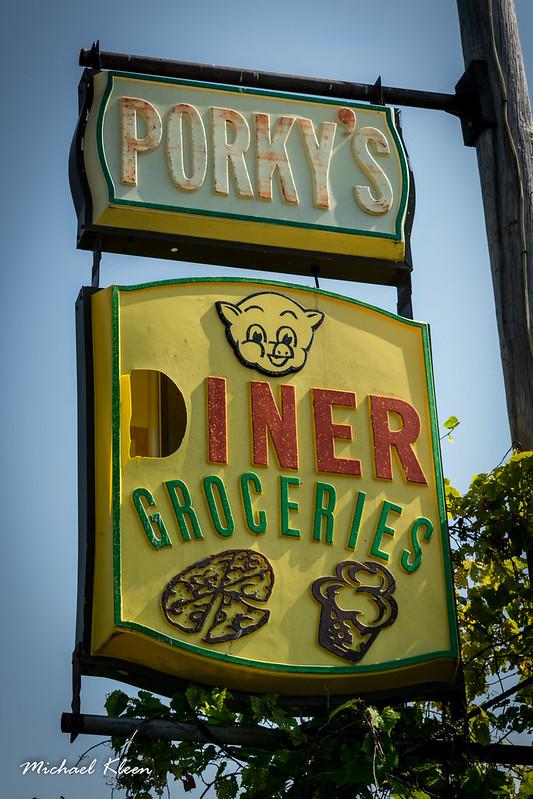 Porky's Diner