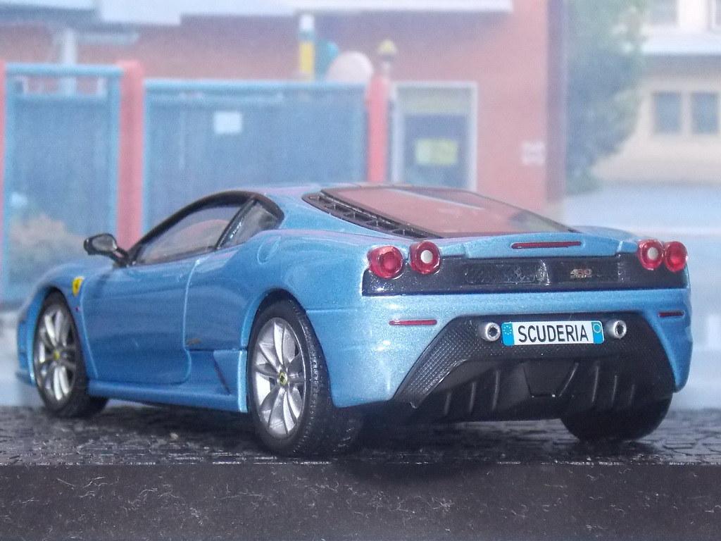 Ferrari F430 Scuderia – 2007