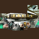 Great Central Platform #loughborough #greatcentralrailway #beer #platform