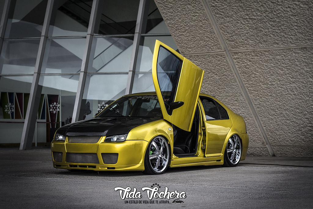 Vw Jetta Mk4 Tuning Style Club Evolution Qro Queretaro Mexico A Photo On Flickriver