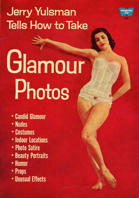 Whitestone Books 30 - Jerry Yulsman - How to Take Glamour Photos