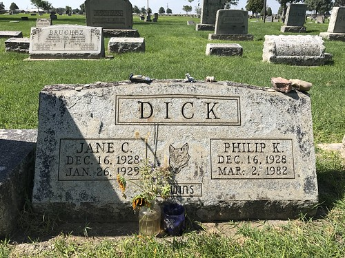 Philip K. Dick's grave | by Chris Barrus
