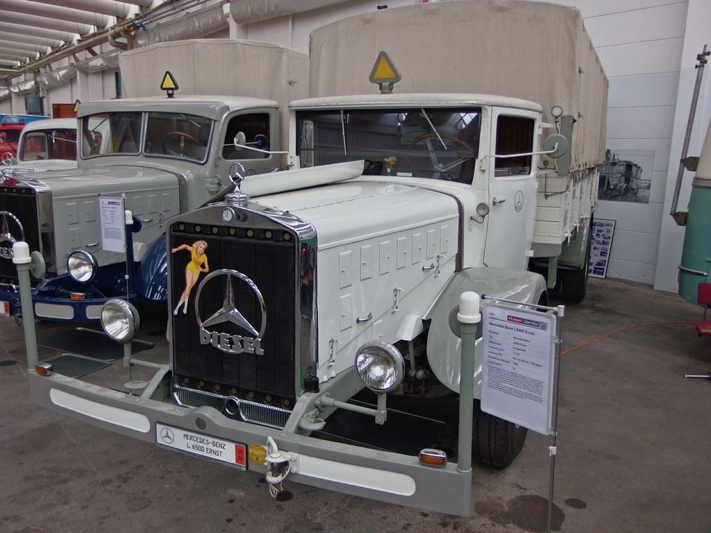 Mercedes Benz L6500 Ps Speicher Einbeck Lkw Depot Thomas Vogt