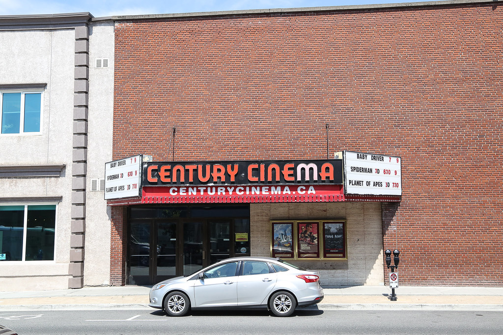 Century Cinema | Kenora, Ontario It is good to see that the … | Flickr