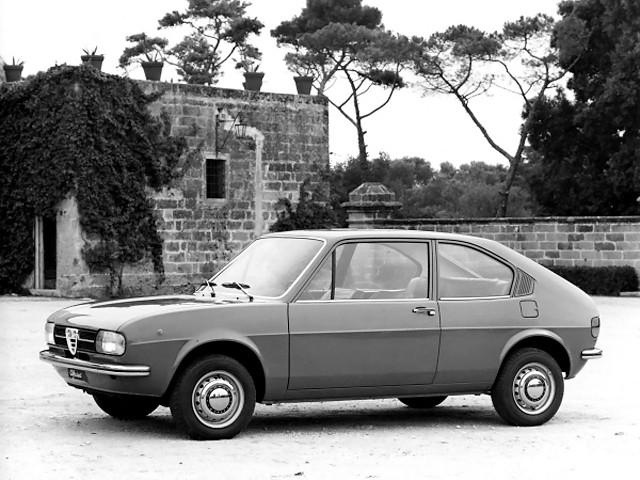 Alfa Romeo Alfasud - 1972
