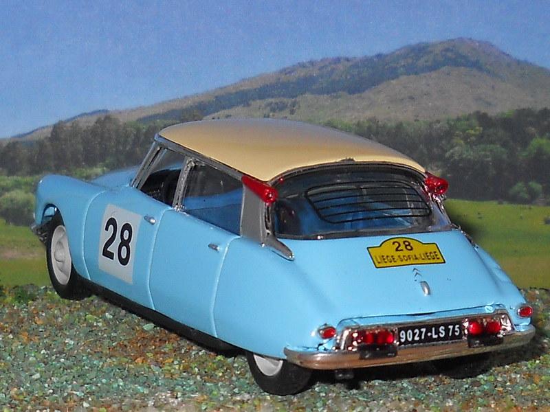 Atlas - DS Citroën
