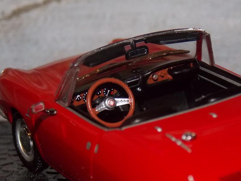 Fiat 850 Sport Spider – 1968
