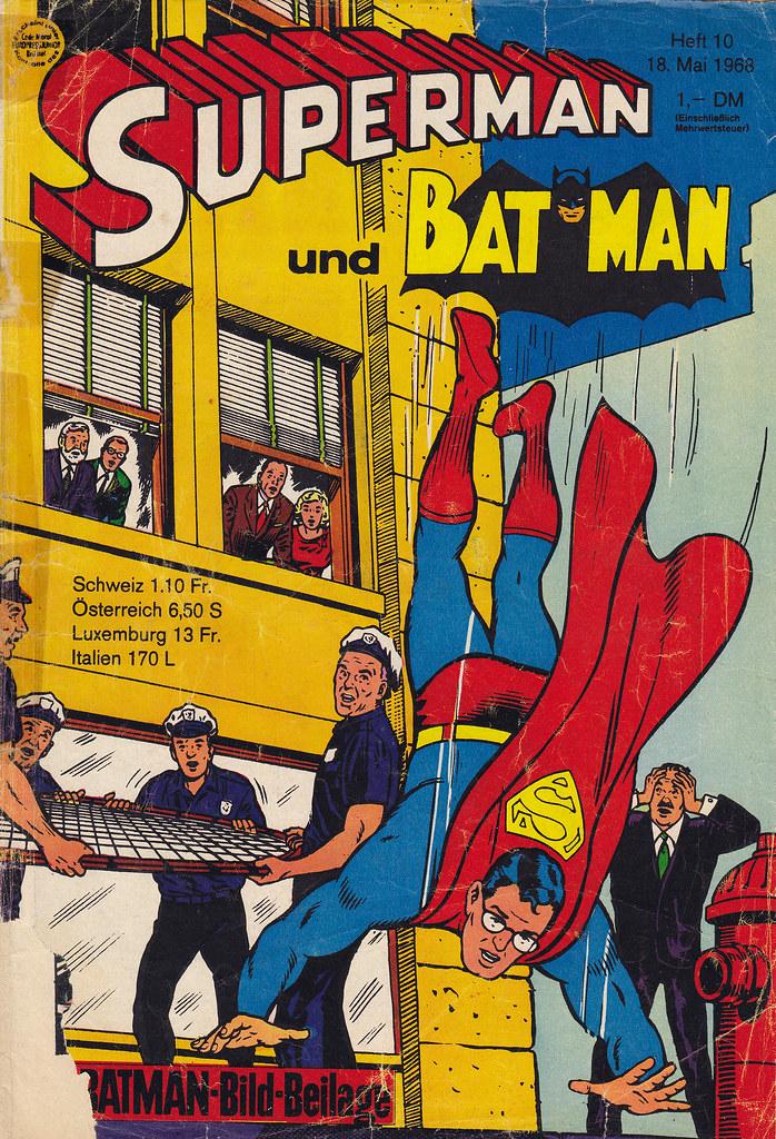 Superman Reihe