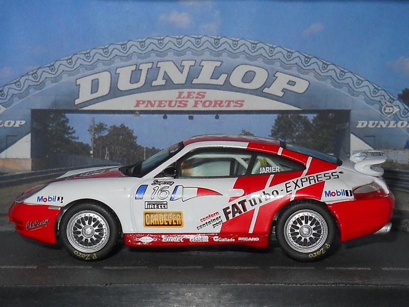 Porsche 911 GT3 – Pirelli Cup 1999