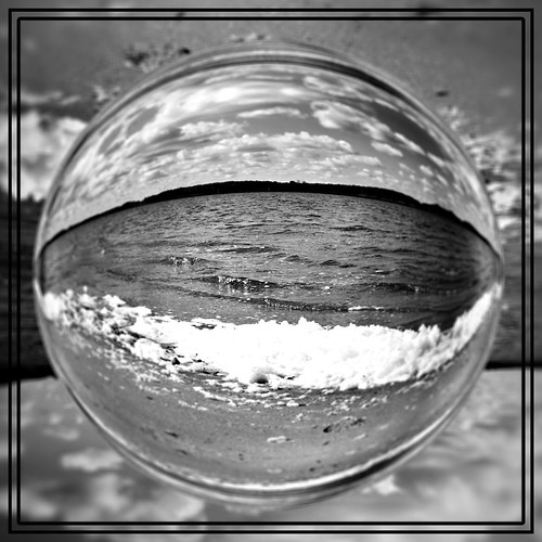 color alteredart colorful abstract pattern altered art colors round marble blackandwhite seashore monochrome beach surf waves globe midatlantic coastal eastcoast beachtowns coastaldelmarva beachtown